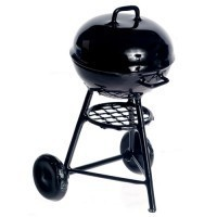 Dollhouse Charcoal Barbecue Grill - Small - Product Image