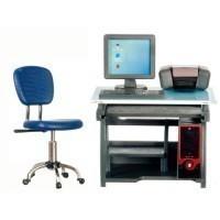 (*) Dollhouse Modern Computer Desk Set - Product Image