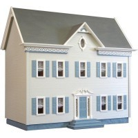 Montclair Estate Dollhouse Kit - Product Image
