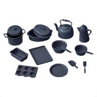 Chrysnbon® Black 14 pc Cookware (Kit) - Product Image