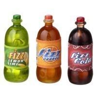 § Disc .60¢ Off - Dollhouse 2 liter Soda Bottle - Product Image