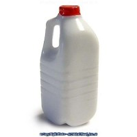 (§) Sale .30¢ Off - Dollhouse Milk Bottle - 1/2 Gallon - Product Image