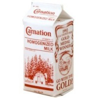 (*) Dollhouse Milk Bottle - Carton - Product Image