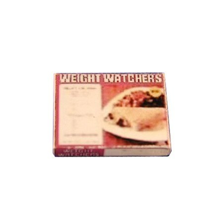 § Disc $1 Off - Dollhouse Packaged Dieters Dinner - Product Image