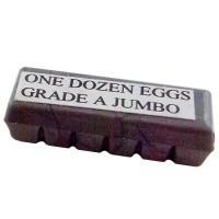 § Sale .60¢ Off - Dollhouse Egg Carton - Product Image