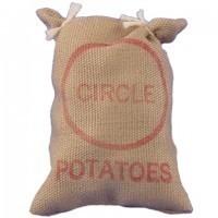 Dollhouse Large Bag of Potatoes - Product Image