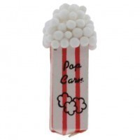 § Sale .60¢ Off - Dollhouse Bag of Popcorn - Product Image