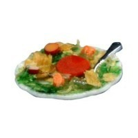 Dollhouse Individual Dinner Salad - Product Image
