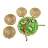 Dollhouse Tossed Salad Set - Product Image
