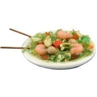 Dollhouse Shrimp Stir Fry Dinner - Product Image