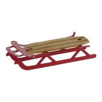 Large Dollhouse Sled - Product Image
