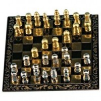 § Sale $3 Off - Dollhouse Magnetic Chess Set - Product Image