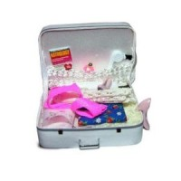 Dollhouse Large Suitcase - Filled - Product Image