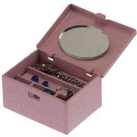 Dollhouse Jewelry Box (Filled) - Product Image