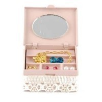 § Sale $2.50 Off - Decorated Jewelry Box (Filled) - Product Image