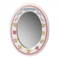 ABC Dollhouse Nursery Mirror - Product Image