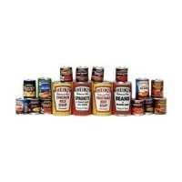 § Disc. $2 Off - Dollhouse Heinz Can Food (Kit) - Product Image
