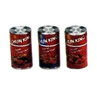 § Disc .60¢ Off - 3 pc Chinese Dinner Can (Kit) - Product Image
