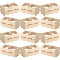 12 pc. Set of Large Crate - Product Image