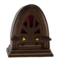 § Sale $3 Off - Dollhouse Antique Styled Radio - Product Image