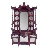 Dollhouse Victorian Etagere - Product Image