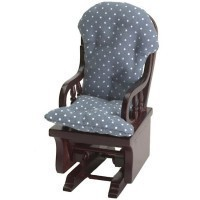 Dollhouse Glider Rocking Chair(Choice of Finishes) - Product Image