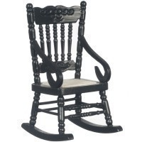 Dollhouse Gloucester Rocker(Choice of Finishes) - Product Image