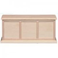 Unfinished - Dollhouse Store Counter - Product Image