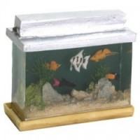 Sale $5 Off - Dollhouse Aquarium - Product Image