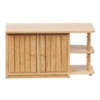 § Sale $4 Off - Dollhouse Modern Center Island - Oak - Product Image
