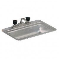 (*) Metal Add on Appliances - Sink Insert - Product Image