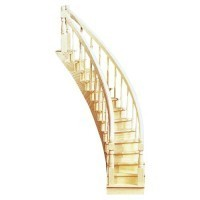 Dollhouse New Concept Circular Stair - Product Image