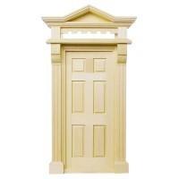 § $7 Off - Six Panel Victorian Door - Product Image