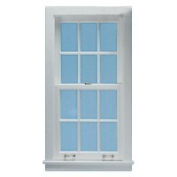 Chrysnbon© Double-Hung Window w/ Mullins Kit - Product Image