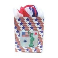 Miniature Patriotic Scene Bag - Product Image