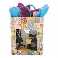 Sale $2 Off - Sewing Scene Bag (Mothers Day) - Product Image