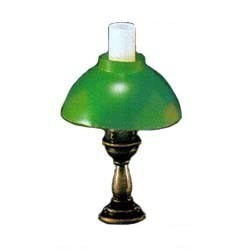 (§) Disc $1 Off - Copper Table Lamp - Product Image