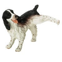 Dollhouse Naughty English Springer - Product Image