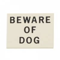 ? Disc .60? Off - Dollhouse Assorted Signs - Product Image