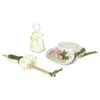 Dollhouse Hat, Purse & Parasol Set - Product Image
