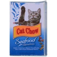 (*) Dollhouse Cat Chow - Product Image