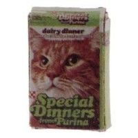 § Sale .30¢ Off - Budget Cat Food Box - Product Image