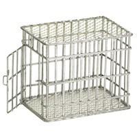 Dollhouse Pet Cage - Small - Product Image