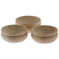 § Sale .30¢ Off - Wooden Bowl Set - Product Image