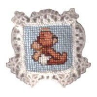 § Disc $10 Off - Dollhouse Baby Bear Pillow - Product Image