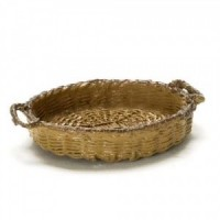 Dollhouse 1/4 in Flat Basket - Product Image