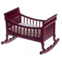 Dollhouse Lincoln Cradle - Product Image