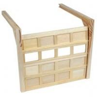 (*) Dollhouse Working Garage Door (Kit) - Product Image