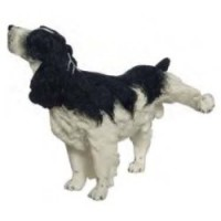 Dollhouse Naughty Springer Spaniel - Product Image