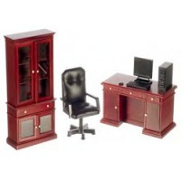 Dollhouse Office Components - Product Image